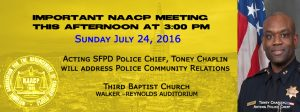 NAACP General Meeting @ Third Baptist Church | San Francisco | California | United States